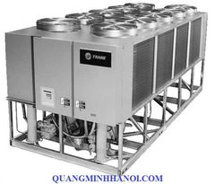 Điều Hòa Chiller Trane | Air-cooled Series R - Rotary Liquid Chiller 70-125 Ton