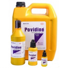 Povidine chai 500ml