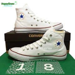 Giày Thể Thao Converse Classic Trắng