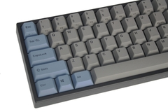 Bàn Phím Cơ Leopold - FC660MPD Blue Grey - Red Switch