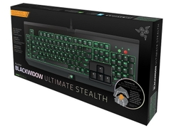 Razer Black Widow Ultimate Stealth 2014 Mechanical gaming Keyboard