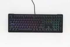 Ducky Shine 6 PBT Doubleshot Black Blue Switch