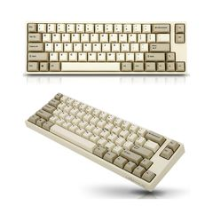 Bàn phím cơ Leopold FC660M PD White Grey - Brown switch