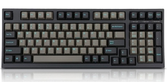 Bàn phím cơ Leopold FC980M PD Blue Font - Brown switch
