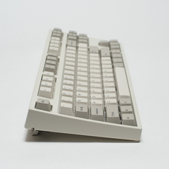 Bàn Phím Cơ Leopold - FC750RPD White Grey - Red Switch