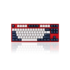 Bàn phím cơ Leopold FC750RPD Blue Star - Silent-Red Switch