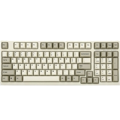 Bàn Phím Cơ Leopold - FC980MPD White Grey - Brown Switch