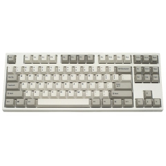 Bàn Phím Cơ Leopold - FC750RPD White Grey - Brown Switch