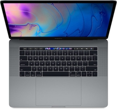 MR932 - Macbook Pro 15 inch 2018 6 Core i7 2.2Ghz 32GB 256GB SpaceGray -Cũ New 99%