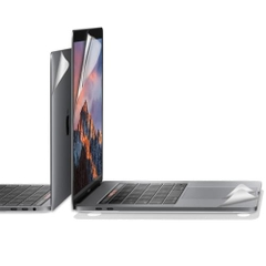 Dán Macguard JCPAL 5 In 1 Cho Macbook (Gray)