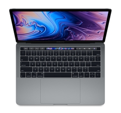MR9Q2 - Macbook Pro 13 inch 2018 Space Gray 4 Core I7 16GB 256GB SSD New 99%