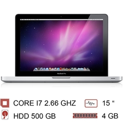 MacBook Pro MC373 - Mid 2010