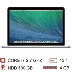 MacBook Pro MC724 - Early 2011