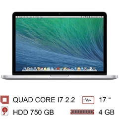 MacBook Pro MC725 - Early 2011