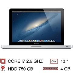 MacBook Pro MD102 - Mid 2012