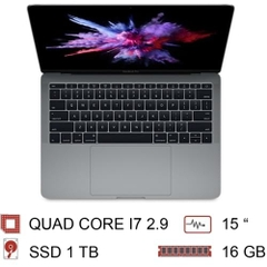 MacBook Pro MLW92 - Late 2016