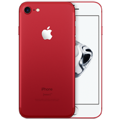 iPhone 7 Red Product - 128GB