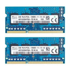 Ram Laptop SK Hynix 4G PC3L-12800 (DDR3 - Bus 1600Mhz)