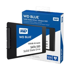 Ổ cứng SSD Western Digital Blue 500GB 2.5