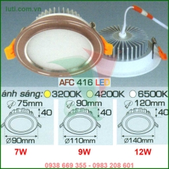 Đèn downlight Anfaco AFC 416
