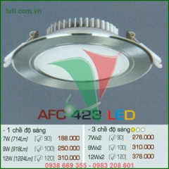 Đèn downlight Anfaco AFC 423