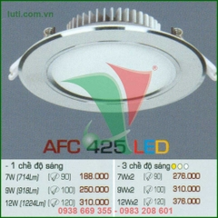 Đèn downlight Anfaco AFC 425