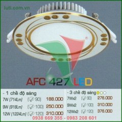 Đèn downlight Anfaco AFC 427