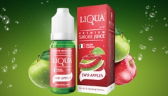 Liqua Apple khác gì so với Liqua Two Apple?