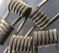 Alien Coils Hand Made Full Ni