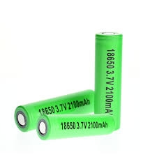 SONY VTC4 18650 2100mAh Battery - Flat Top - 30A