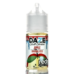 REDS APPLE ICE - 7 DAZE SALT - 30ML