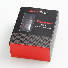 Damn Vape Fresia RTA 22mm Authentic