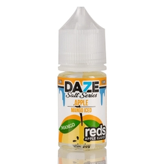 MANGO ICED Reds - 7 Daze SALT - 30ml