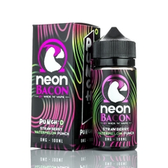 NEON BACON BY WICK 'N' VAPE - PUNCH'D - 100ML
