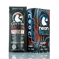 NEON BACON BY WICK 'N' VAPE - SLUSH'D - 100ML