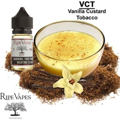 VCT by RIPE VAPES Salt 30ML ( Vani Hạnh Nhân Tobaco )