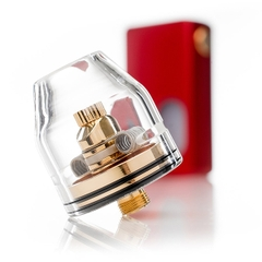 TRINITY GLASS CAP for DOT 24mm RDA