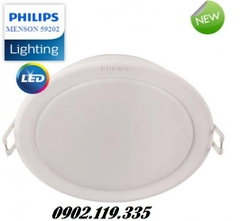 Đèn Downlight LED Philips 59202 Meson 105 7w