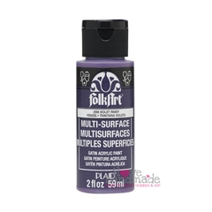 Folkart SATIN multi-surface acrylic 59ml