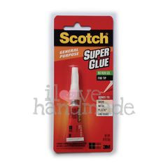 Keo siêu dính super glue Scotch