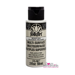 Folkart multi-surface Pearl Acrylic 59ml