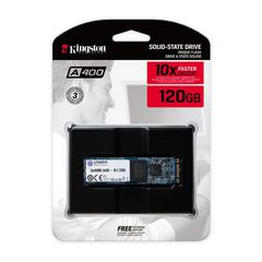 Ổ cứng SSD Kingston 120GB A400 M.2 2280 SA400M8/120G