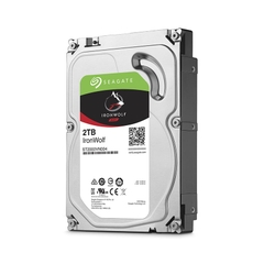 SEAGATE IronWolf ST2000VN004 Dung lượng 2000GB (2TB) 3.5