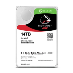 SEAGATE IronWolf Pro ST14000NE0008 Dung lượng 14000GB (14TB) 3.5