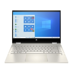 Máy tính xách tay HP Pavilion x360 14-dw1016TU 2H3Q0PA (i3-1115G4/ 4GB/ 256GB SSD/ 14FHD TouchScreen/ VGA ON/ Win10+Office Home & Student/ Gold/ Pen )