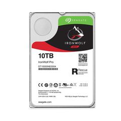SEAGATE IronWolf Pro ST10000NE0008 Dung lượng 10000GB (10TB) 3.5