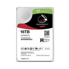 SEAGATE IronWolf Pro ST16000NE000 Dung lượng 16000GB (16TB) 3.5