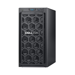 Server Dell PowerEdge T140 (Xeon E-2234/8GB RAM/1TB HDD/DVDRW/iDRAC9 Basic/365W) (70210123)
