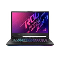 Laptop Asus Gaming ROG Strix G512-IHN281T (i7-10750H/8GB/512GB SSD/15.6FHD-144Hz/GTX1650 TI 4GB/Win10/Black)