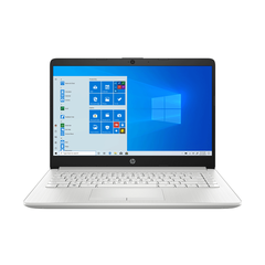 Laptop HP 14s-cf2045TU (1X0J0PA) (Pen N5030/4GB RAM/256GB SSD/14 HD/Win10/Bạc)